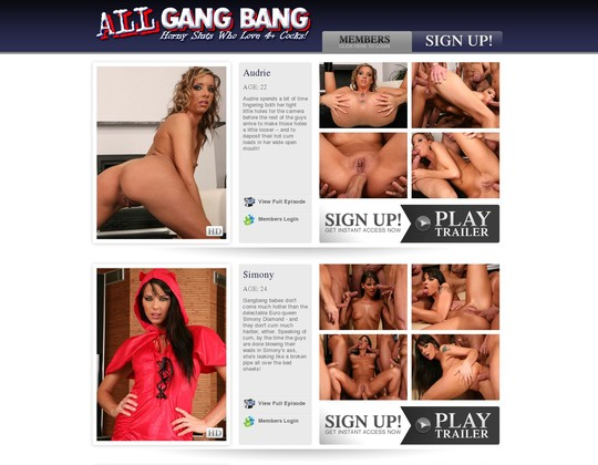 All Gangbang