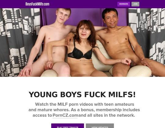 Boys Fuck MIL Fs