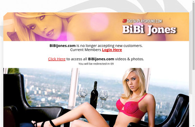 Bibi Jones