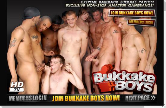 Bukkake Boys