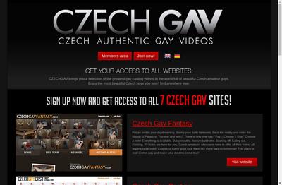 Czech GAV com