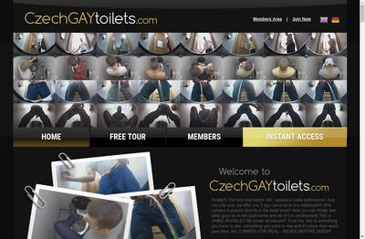 Czech Gay Toilets