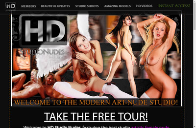 HD Studio Nudes
