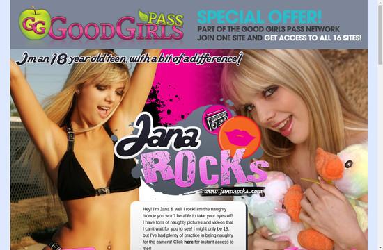 Jana Rocks