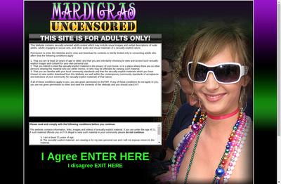 Mardi Gras Uncensored