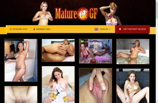 Mature Ex Gf