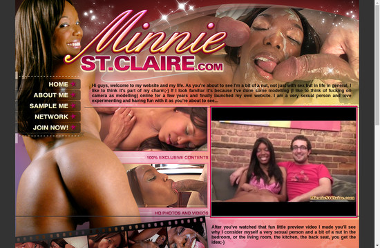 Minnie St Claire
