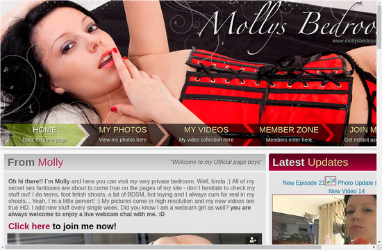 Mollys Bedroom