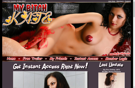 My Bitch Kate