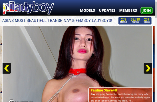 Pi Ladyboy