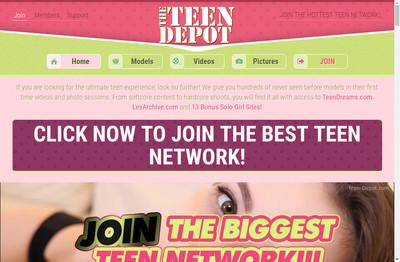 Teen Depot