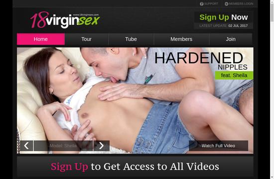 18 Virgin Sex