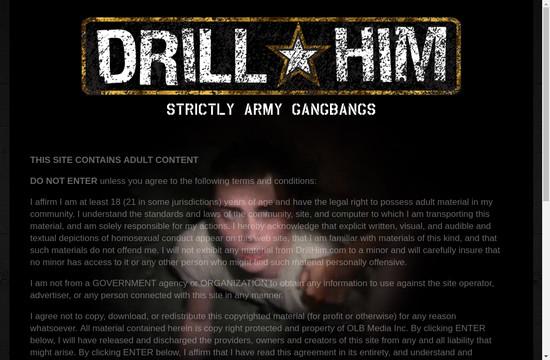 Drill Him