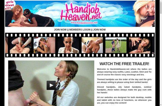 Hand Job Heaven