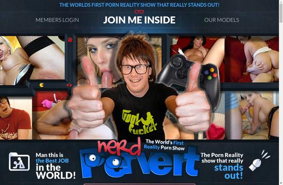 Nerd Pervert