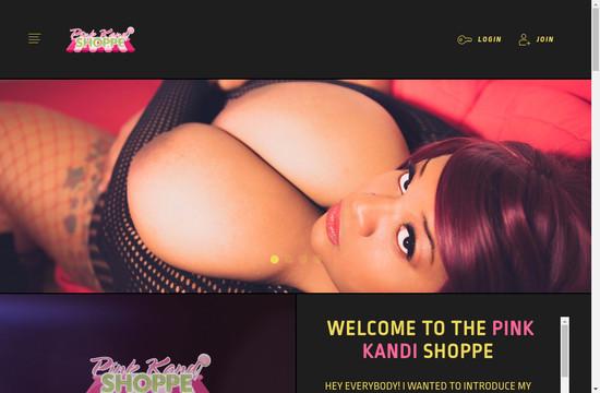 Pink Kandi XXX