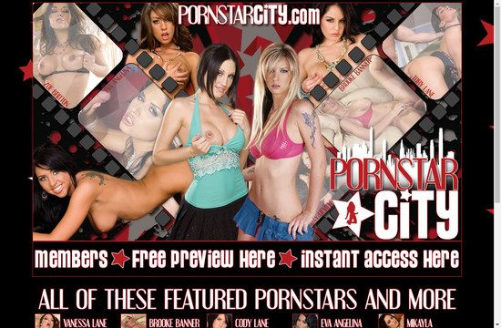 Pornstar City