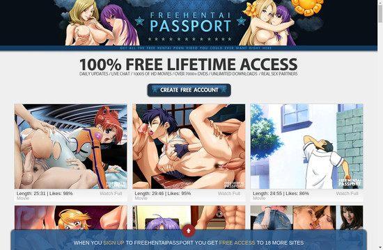 Free Hentai Passport