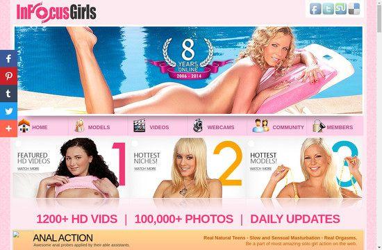 In Focus Girls
