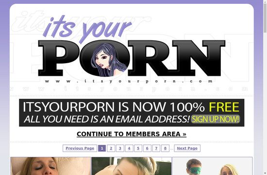 Its Your Porn