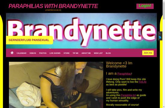 Brandynette Damm