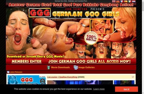 German Goo Girls