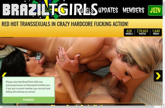Brazil T Girls XXX