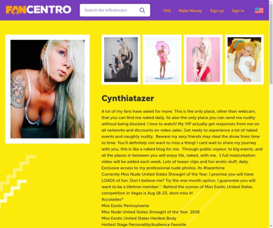 Cynthiatazer