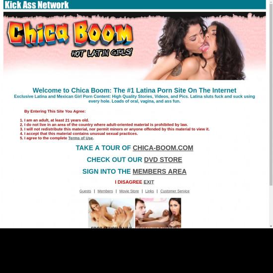 Chica Boom