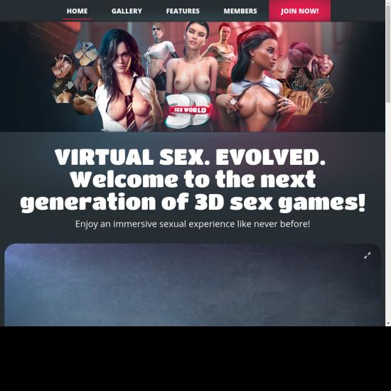 Sex World 3 D