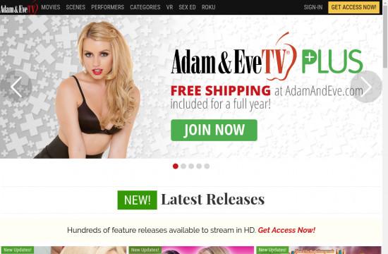 adam and eve tv
