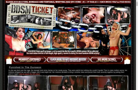 bdsm ticket