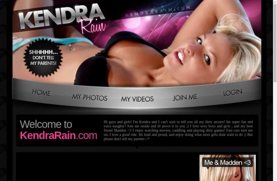 kendra rain