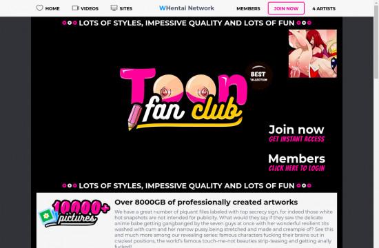 toon fan club
