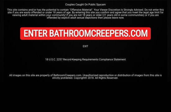 bathroom creepers