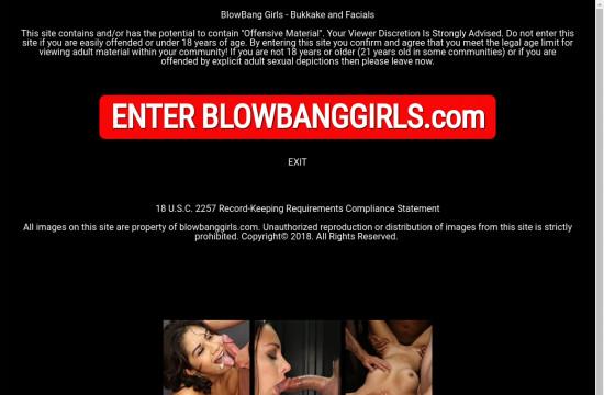 blow bang girls