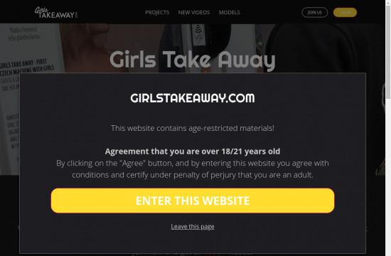 girls take away
