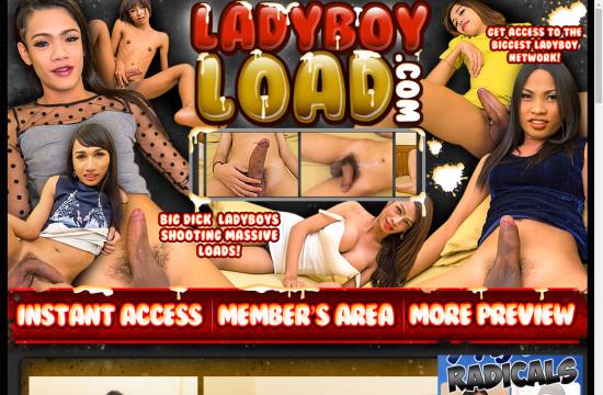 ladyboy load