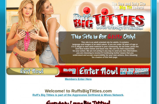 ruffs big titties