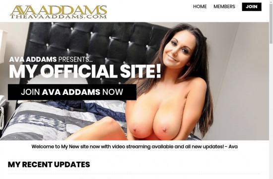Ava pics free addams Ava Addams