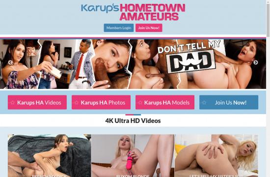 karups hometown amateurs