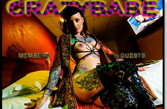 crazy babe