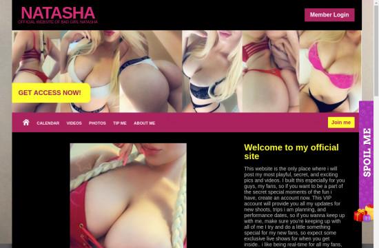 bad girl natasha