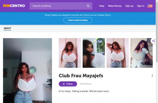 club frau mayajefs