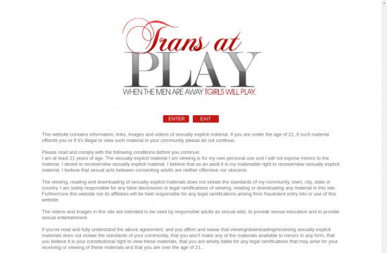 trans at play