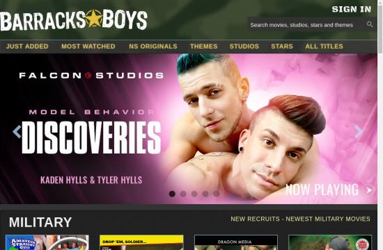 barracks boys
