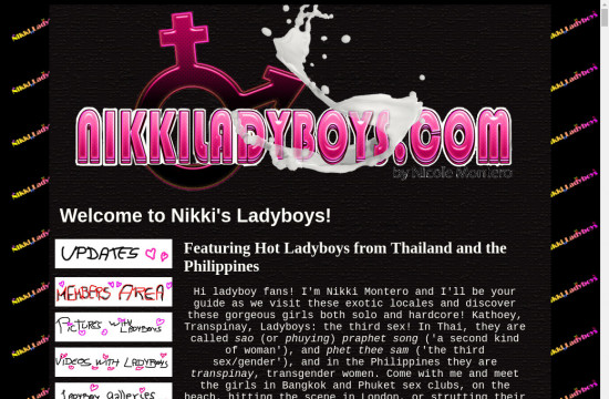nikki ladyboys