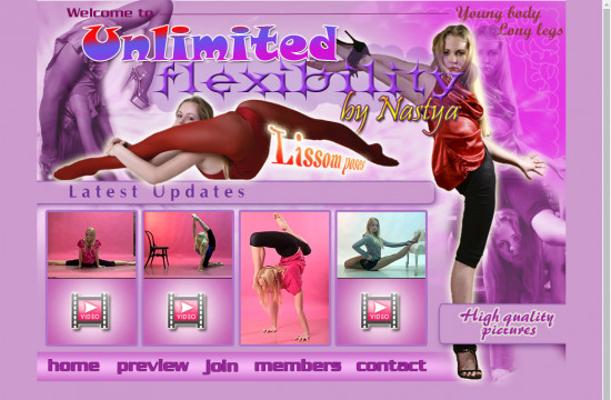 unlimited flexibility