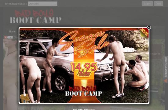bad boys boot camp