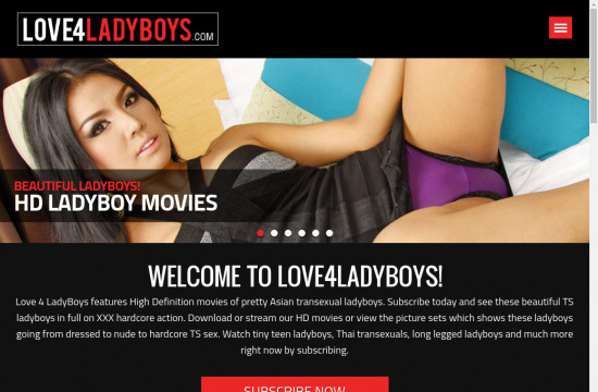 love 4 lady boys